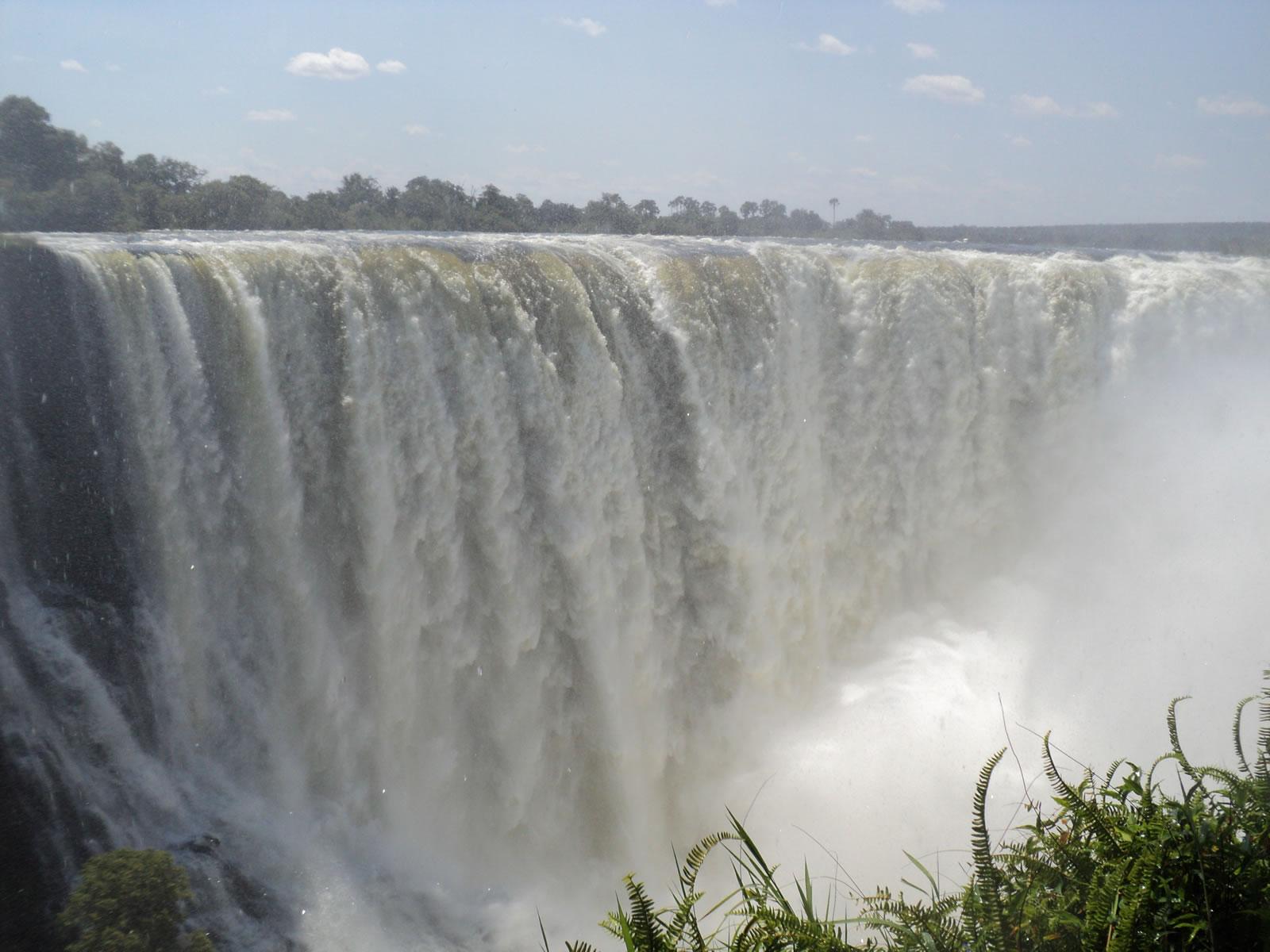 Célèbre Livingstone et Victoria Falls | L'Afrique à vélo MY66